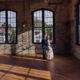 Wedding at the Cedar Room