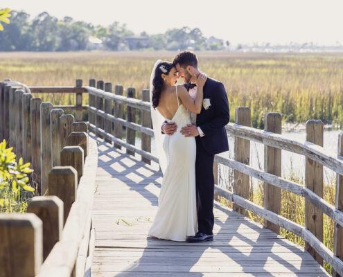 Marsh Wedding Photography at Creek Club at IOn