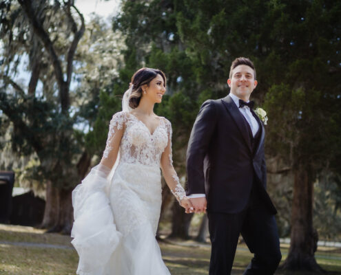 Persian Wedding Ceremony at Middleton Place